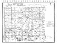 Eden Township, Pipestone County 1914